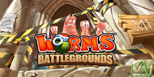 Games with Gold Worms: Battlegrounds