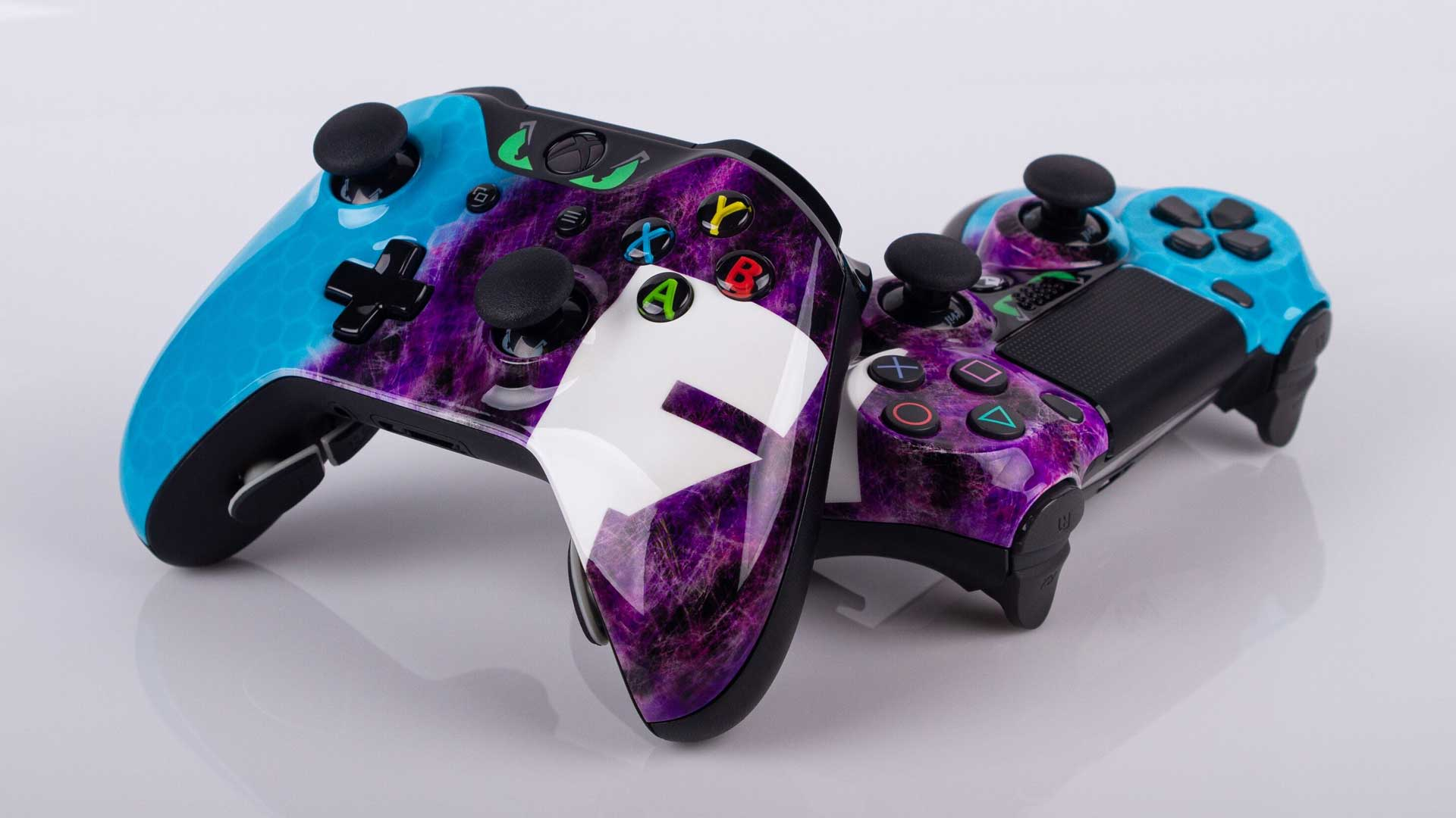 Evil Controllers PS5