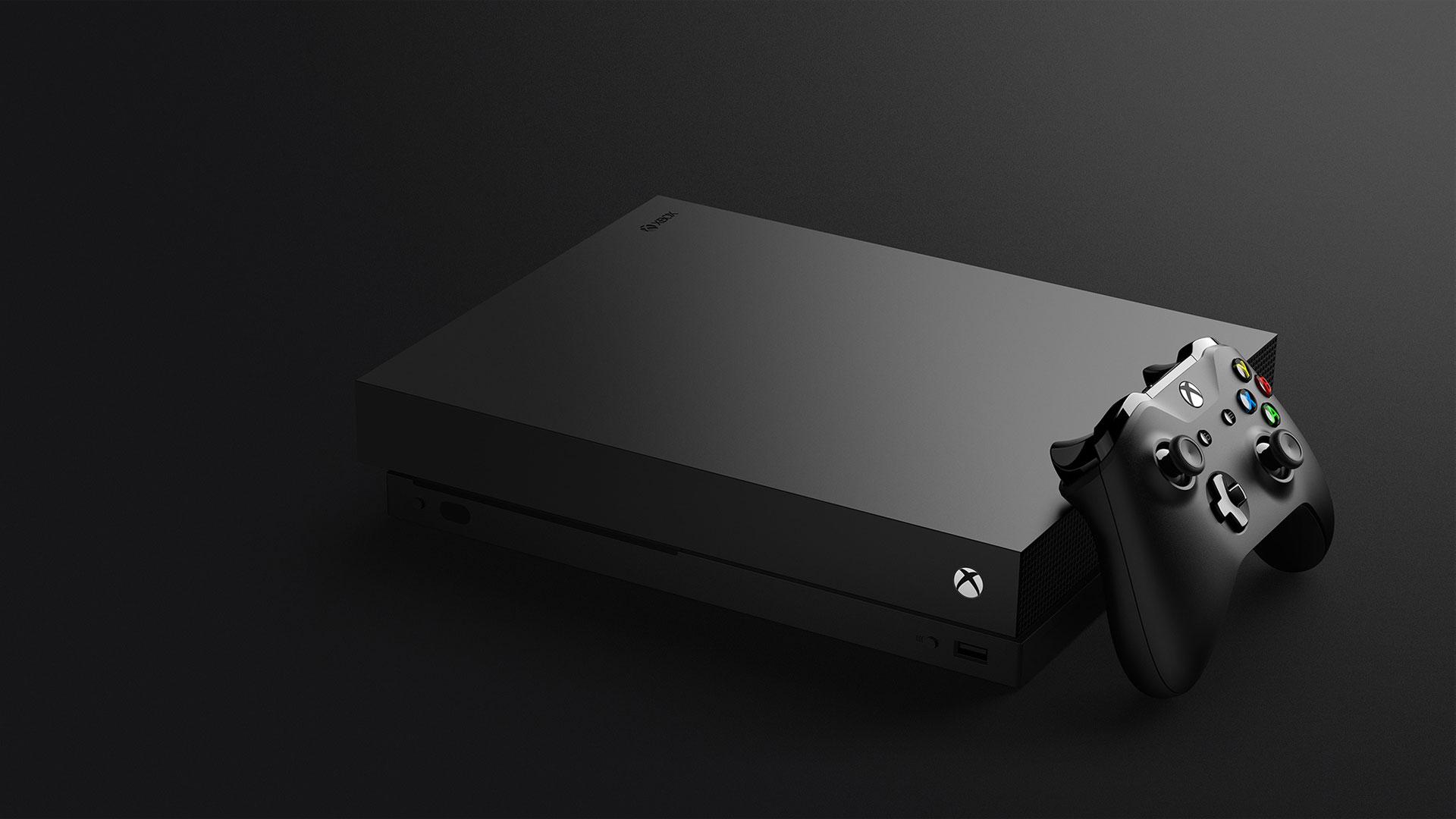 Xbox One X Review Screenshot