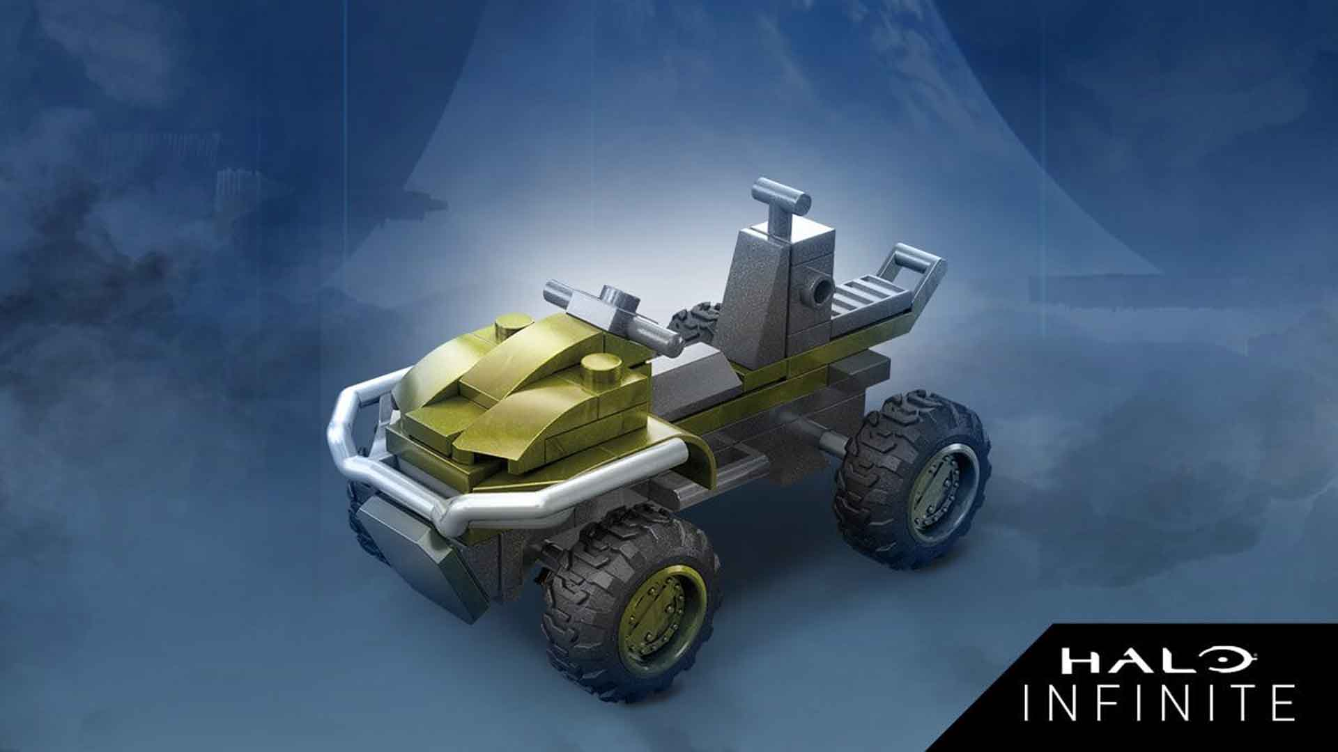 Mega Construx Halo Infinite Mongoose