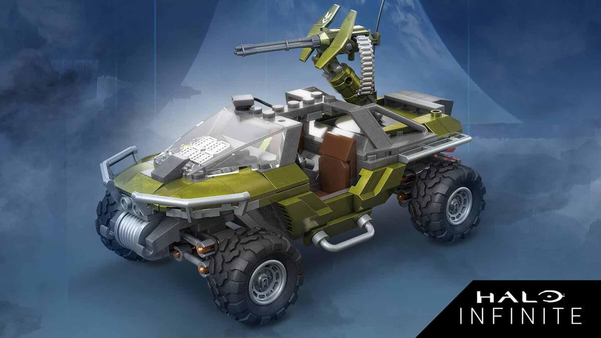 Mega Construx Halo Infinite Warthog