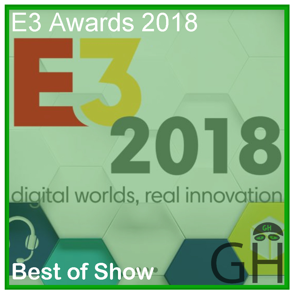 E3 Award Best of Show Shadow of the Tomb Raider